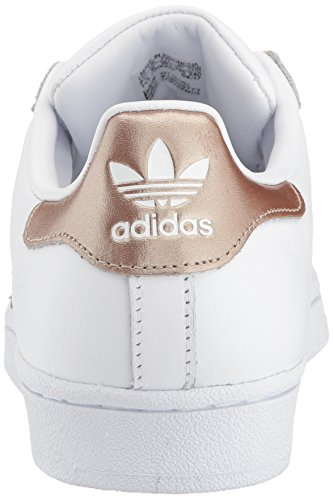 Superstar white cyber White Trainers Adidas Leather Womens Gold Tw14xH