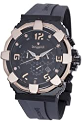 Lancaster Men's  OLA0440BK RoBusto Black Dial Watch Model