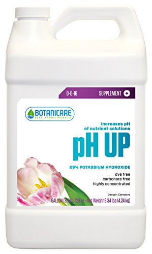 41RN56T3%2BFL Botanicare pH UP Plant Supplement 0-0-16 Formula, 1-Gallon