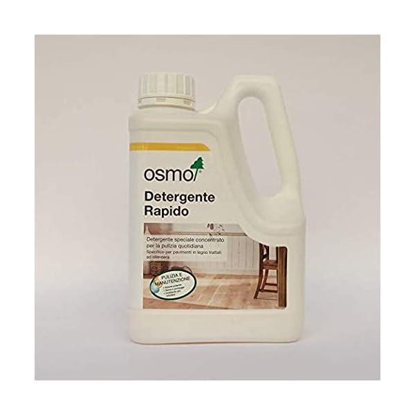 Detergente concentrato pulizia quotidiana pavimenti ad olio-cera parquet,palchetto,legno 2 spesavip