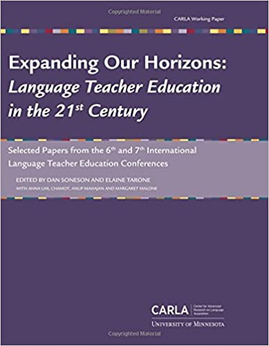 Es herunterladen Ebook Expanding Our Horizons: Language Teacher Education in the 21st Century: Selected papers from the 6th and 7th International Language Teacher Education Conferences 0984399615 auf Deutsch FB2