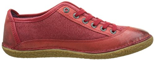 Kickers Ladies Hollyday Flat Rosso (rosso)