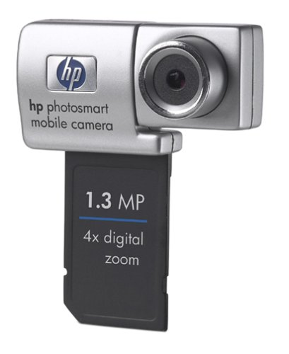 HP iPAQ Photosmart Mobile 1.3 MP Digital Camera for iPAQ 1900, 2200, 3900, 4100, 5100, 5400 and 5500 (Photosmart Mobile)