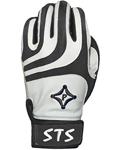 Palmgard Adult STS Batting Glove Pair Pack Small ()