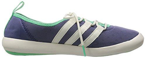 adidas Climacool Boat Sleek Zapatillas de deporte, Mujer Morado / Blanco / Verde (Morsup / Blatiz / Briver)