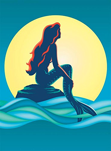 The Little Mermaid: A Broadway Musical: From the Deep Blue Sea to the Great White Way (A Disney Theatrical Souvenir -