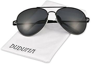 Duduma Aviator Unisex Sunglasses