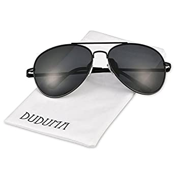 aviator mirror sunglasses  Amazon.com: Duduma Premium Classic Aviator Sunglasses with Metal ...