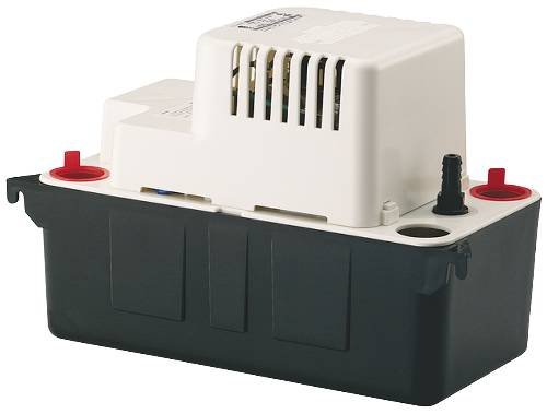 Little Giant VCMA-15ULS Automatic Condensate Removal Pump w/Safety Switch, 1/50HP