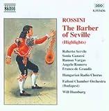Rossini: The Barber of Seville (Highlights) (ital.) (Aufnahme 1992)