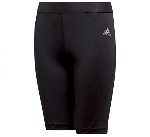 adidas Youth Soccer Alphaskin Shorts Tights (Large)