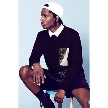 Amazon.com: ASAP ROCKY Poster Hip Hop Rap Artist Room Wall Decor ...