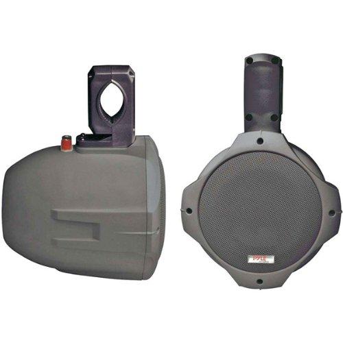 Pyle PLMRB65 Marine Wakeboard Speakers, Dual 6.5
