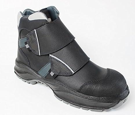 STEITZ SECURA VX 7380 Calzado de seguridad z.B. para Soldadores Calzado de trabajo Alto S2 - 38: Amazon.es: Bricolaje y herramientas