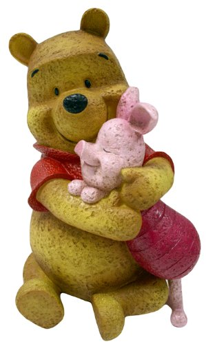 Cheap  Disney LDG88517 Winnie the Pooh and Piglet, Natural Stone Finished