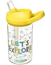 CamelBak Eddy+ Kids BPA-Free Water Bottle with Straw, 14oz