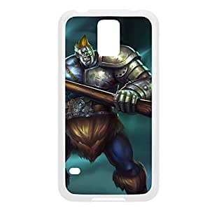 Sion-006 League of Legends LoL case cover Samsung Galasy S3 I9300 - Plastic White