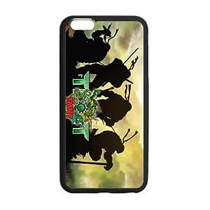 """The New Teenage Mutant Ninja Turtles TMNT Custom Case for iPhone6 Plus 5.5"""""""""""