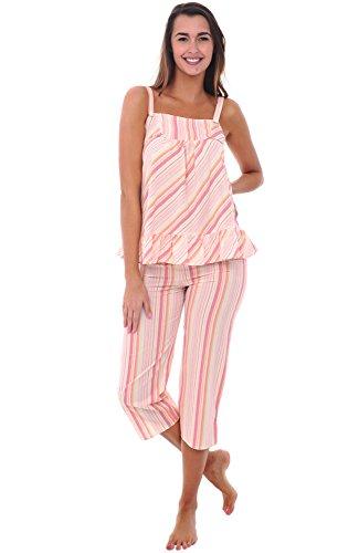 Del Rossa Womens Cotton Pajamas product image