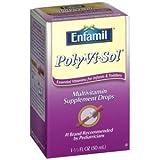 ENFAMIL POLY VI SOL DROP 50ML Review