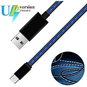Amazon Com Type C Cable 3ft Mkdgo 360 176 Visible El