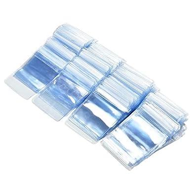 ZipCoV Crystal: 100 Unidades por Paquete, Bolsa de plástico ...