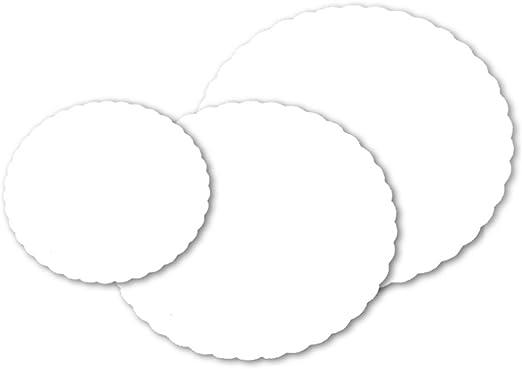 Garcia de Pou 250 Unidad Soporte de Discos en Caja, 19 cm de ...