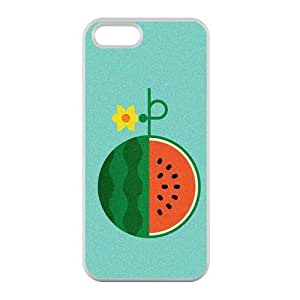 Welcome!Iphone 5/5S Cases-Brand New Design Watermelon Printed High Quality TPU For Iphone 5/5S 4 Inch -03