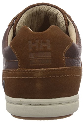 474 Helly homme Marron Evening basses Cornstalk Sneakers Leather Blue Kordel Hansen 6xw064Sg