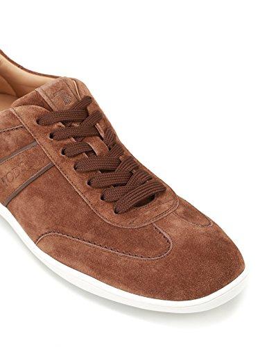 Active Marrone Uomo in 08A Tod's Suede Active Uomo 08A Marrone in Sneaker Sneaker Tod's Suede w1WO6OqzF