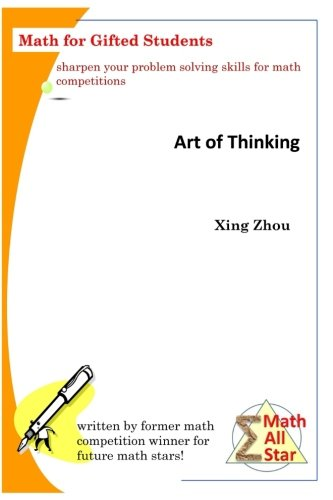 Art of Thinking: Math for Gifted Students (Math All Star)