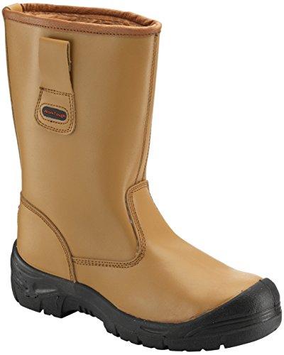 PSF 118 S1P Herren Winter Sicherheits-Stiefel