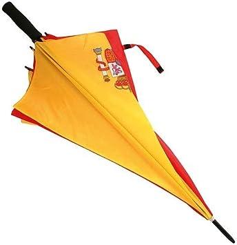 Paraguas Bandera de España: Amazon.es: Equipaje