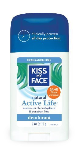 Kiss My Face Fragrance Free Active Enzym - 2.48 Ounce Stick Shopping Results