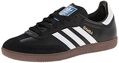 adidas Originals Men's Samba Soccer-Inspired Sneaker by adidas Originals Child Code (Shoes)