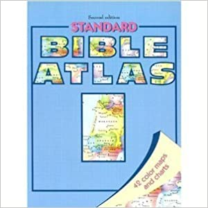 Download online Standard Bible Atlas by Standard Publishing (1992-06-02) PDF, azw (Kindle), ePub