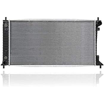 OSC Automotive Radiator New for F250 Truck F350 F450 F550 Ford F-250 2741
