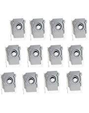 12 Pack Dirt Disposal Vacuum Dust Bags Replacement for iRobot Roomba i7 i7+ S9 s9+ (9550) Clean Base