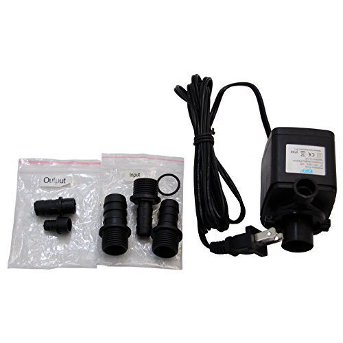 HQRP Aquarium Fountain Hydroponic Submersible product image