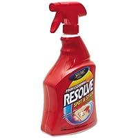 Professional RESOLVE - Carpet Cleaner, 32oz Spray Bottles, 12/Carton 97402CT (DMi CT