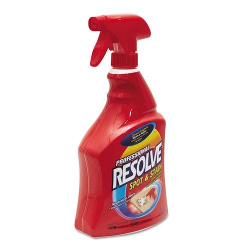 Professional RESOLVE - Carpet Cleaner, 32oz Spray Bottles, 12/Carton 97402CT (DMi (Bottle Carton)