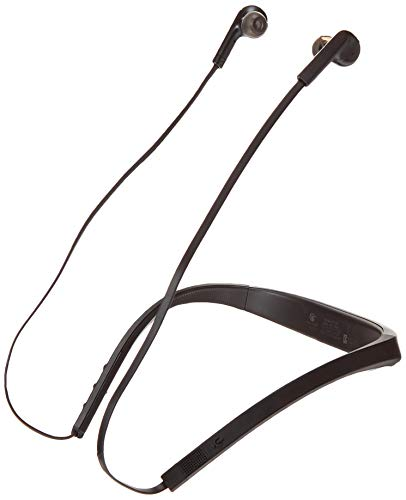 - Jabra Halo Smart Wireless Bluetooth Headset, Black/Silver