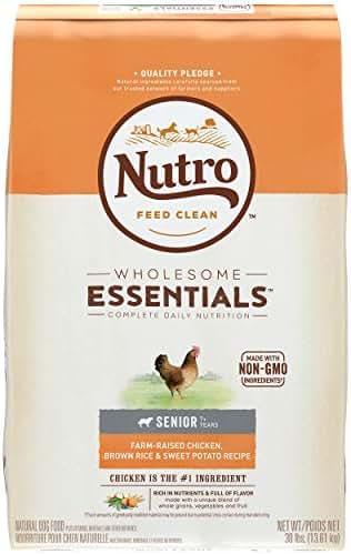 Nutro Wholesome Essentials Senior