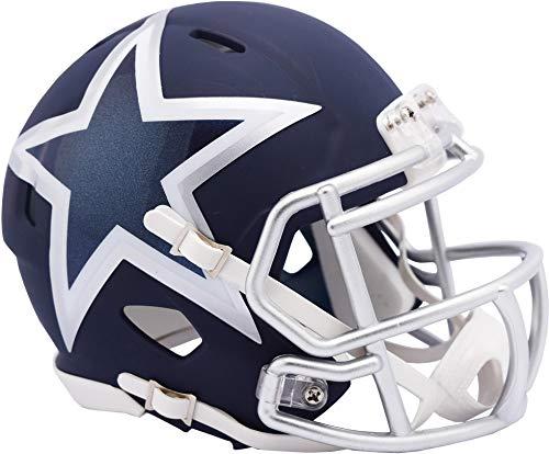 Riddell Dallas Cowboys AMP Alternate Revolution Speed Mini Football Helmet - NFL Mini Helmets