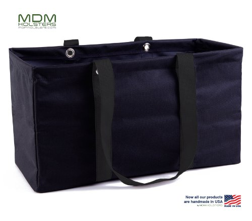 (MDM Large Utility Tote Bag, Organizer, Laundry Bag