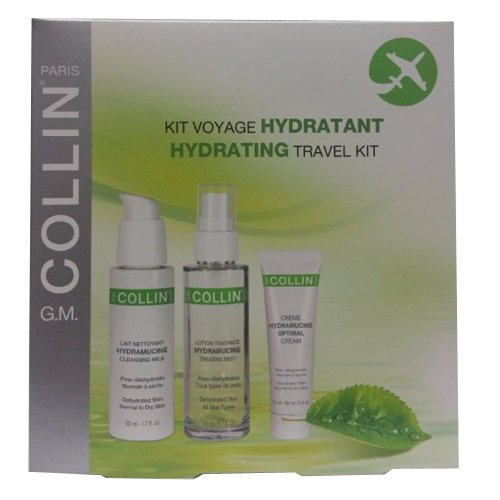 Gm Collin Hydrating Kit, 3 Count