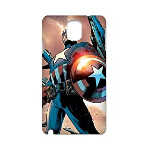 Custom Captain America Desgin High Quality Case Cover Fashion Style for 3d samsung galaxy note3