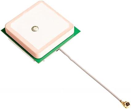 Antena GPS activa de cerámica integrada para NEO-6M NEO-7M ...