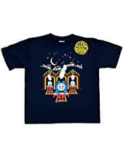 Changes Thomas The Tank Engine Thomas at Station Glow in The Dark T-Shirt