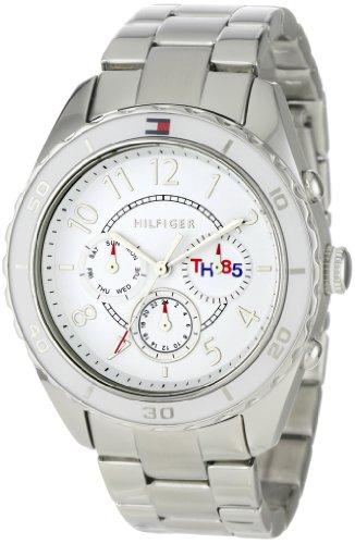 (Tommy Hilfiger Women's 1781095 Sport Multi Eye Stainless Steel Bracelet Watch)